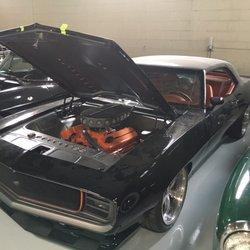Classic Car Studio LLC Car Dealers Hanley Industrial Ct - Classic car shop