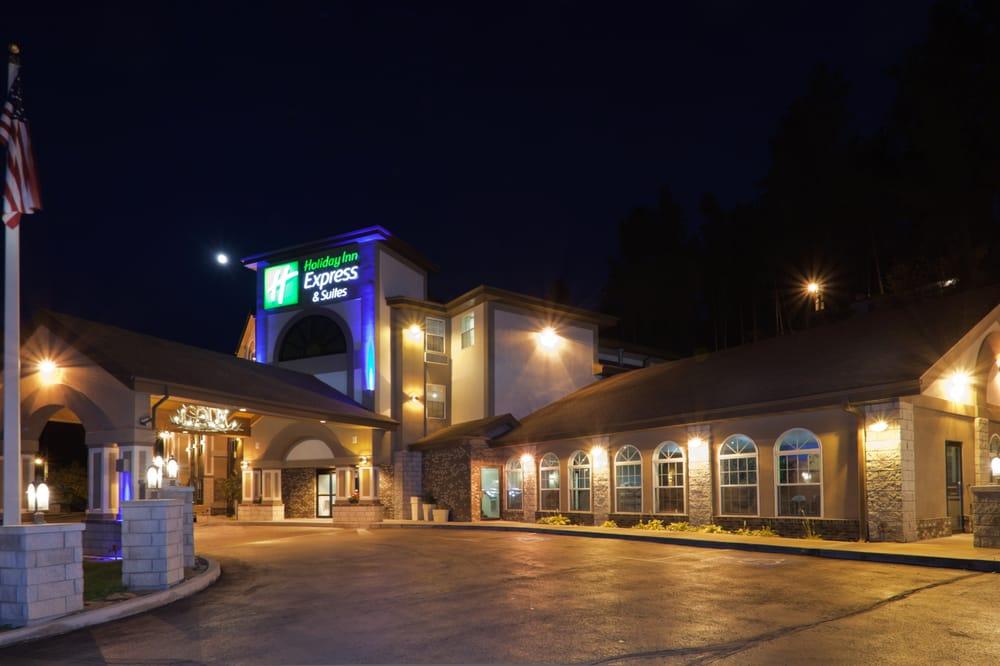 Holiday Inn Express & Suites - Keystone: 321 Swanzey St, Keystone, SD