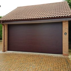 Charming Photo Of A A Garage Doors   Bromsgrove, Worcestershire, United Kingdom