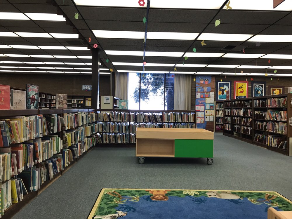 Quiet children 39 s area yelp for La county public library