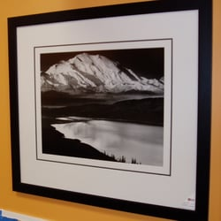 photo of big picture framing burlington vt united states ansel adams at