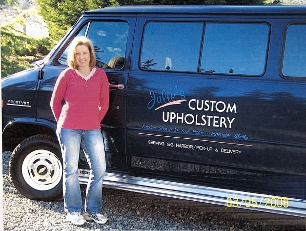 Julie S Custom Upholstery Interior Design 7001 35th St Nw Gig
