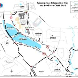 Greensprings Greenway Interpretative Trail 10 Photos Hiking