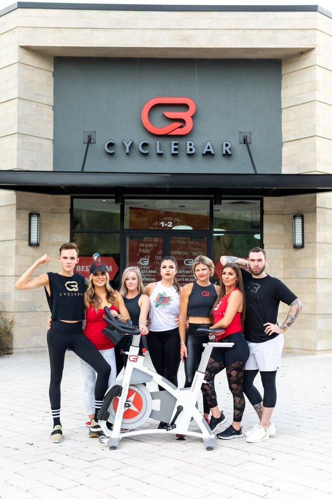 CycleBar: 110 S Orlando Ave, Winter Park, FL