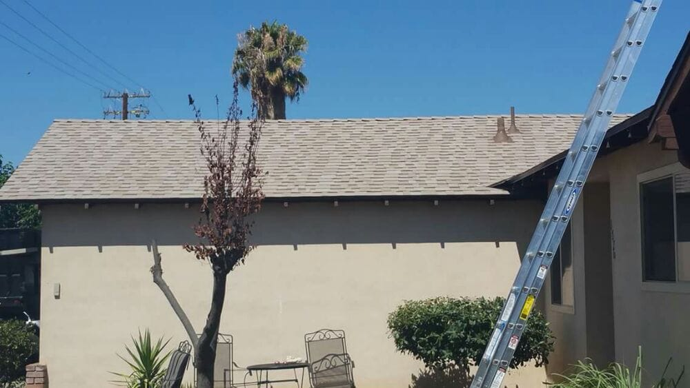 Photo Of Protec Roofing Company Bakersfield Ca United States Owens Corning Amber