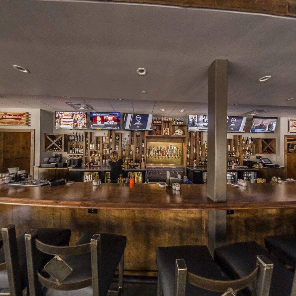 Backspin texas Sports Bar & Grill