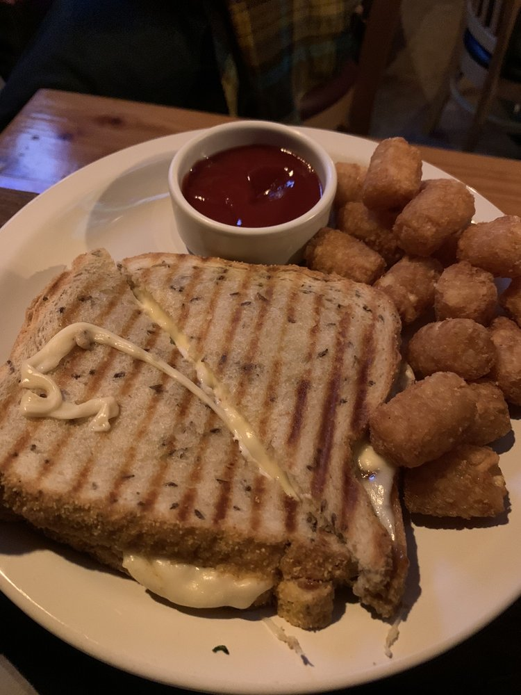 Food from Uptowner Pub & Patio