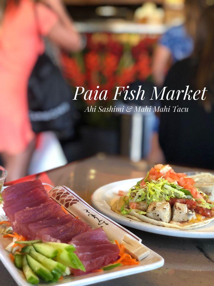 Paia Fish Market