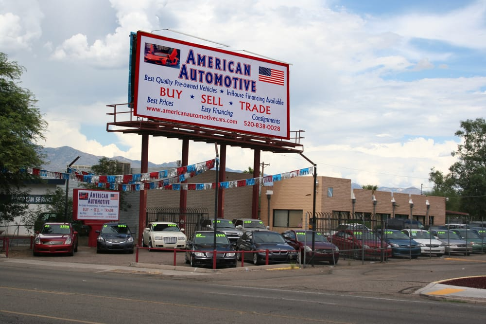 Dependable Reliable Used Cars Trucks for sale Tucson AZ - Yelp