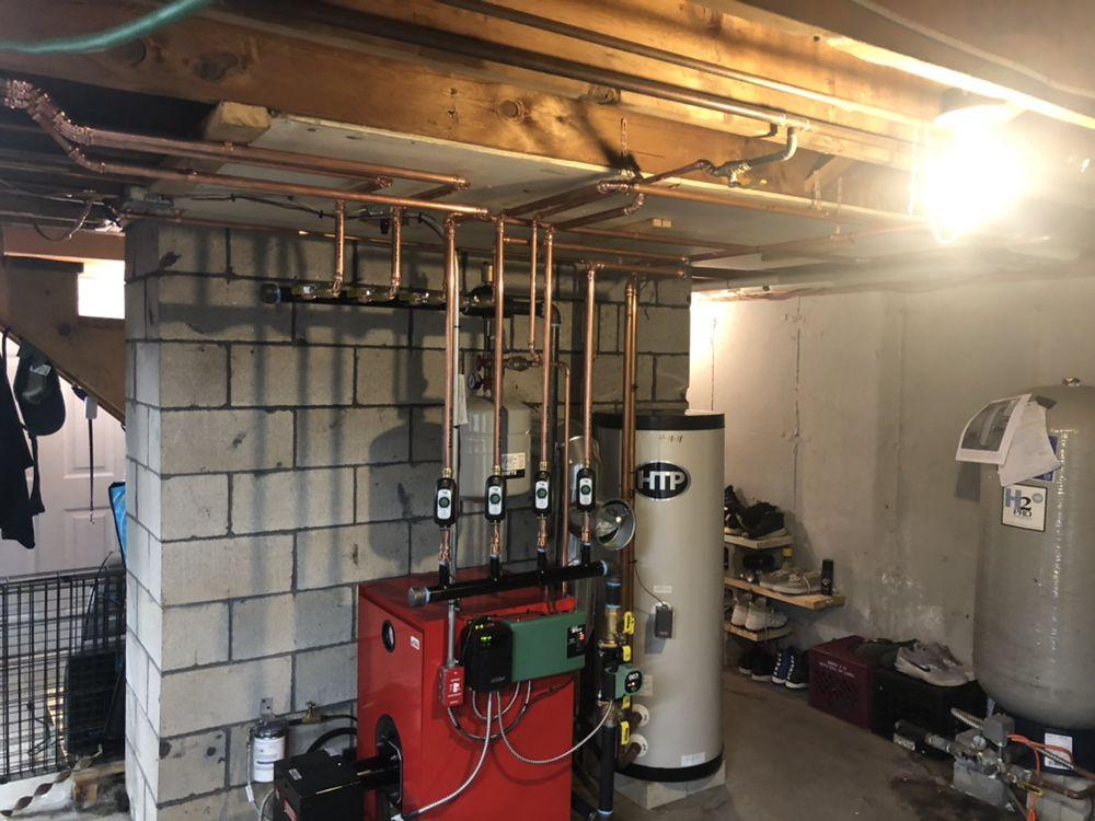 Patriot Oil Burner Service: 45 Old Auburn Rd, Derry, NH