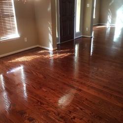 Photo Of Hardwood Creations   Houston, TX, United States. My Refinished  Floors Thanks