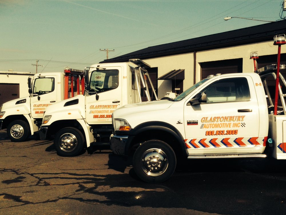 Towing business in Glastonbury, CT