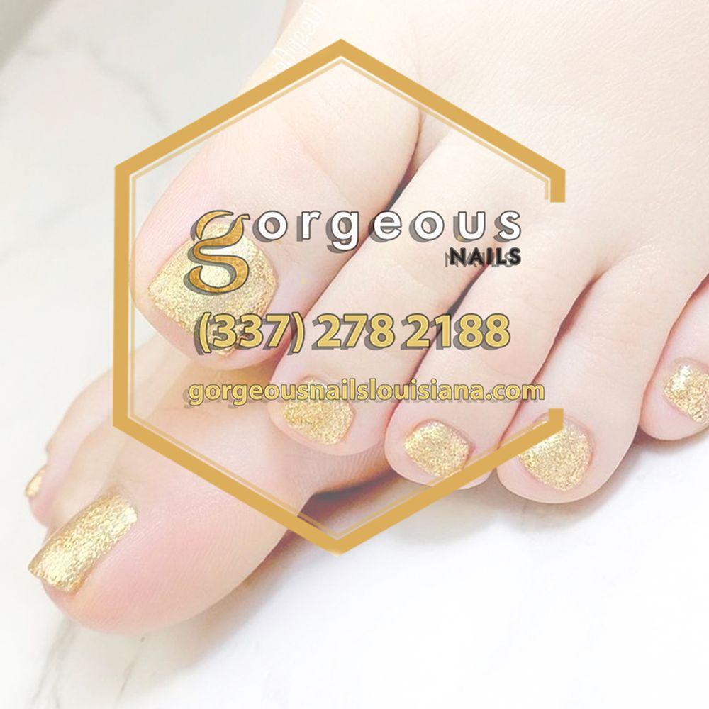 Gorgeous Nails: 166 Oak Tree Park Dr, Sunset, LA