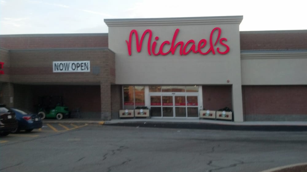 Michaels arts crafts 268a daniel webster hwy nashua for Michaels crafts phone number