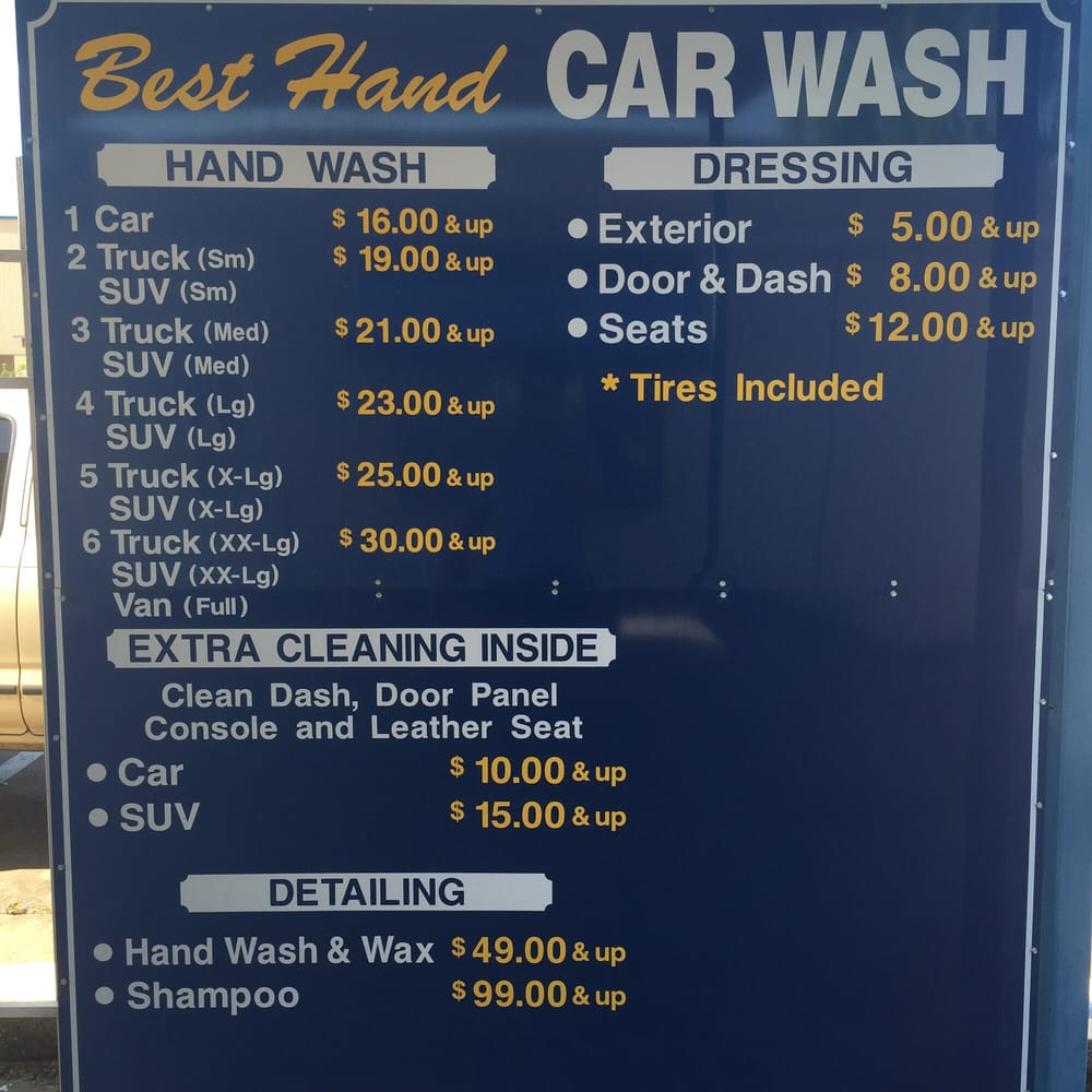 Mister Car Wash Locations In Houston Texas