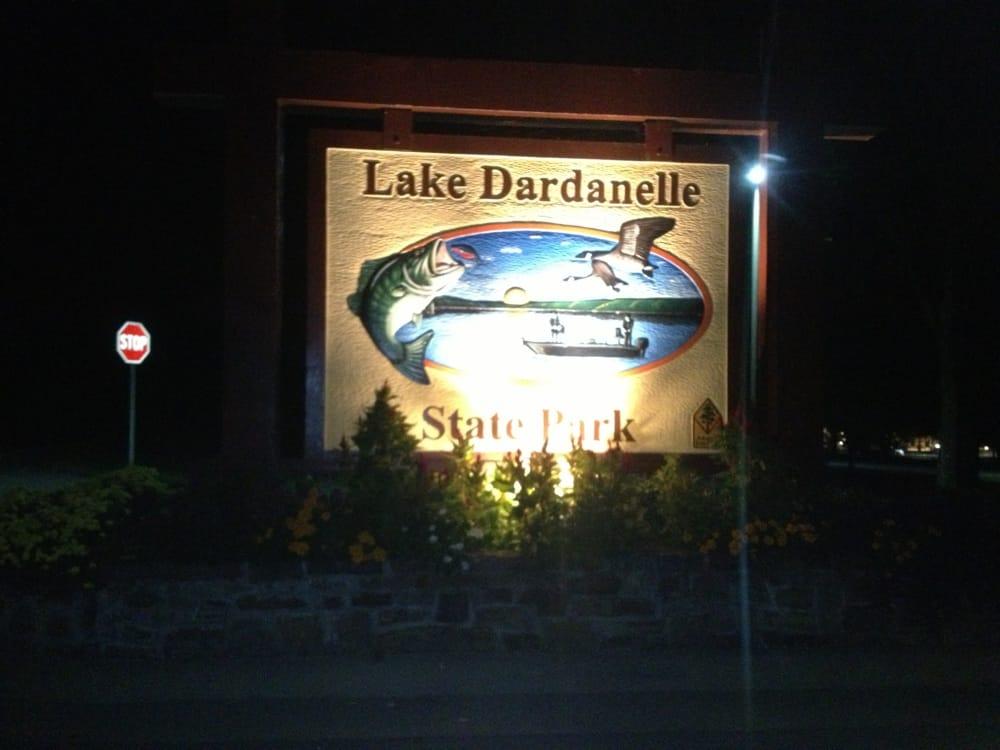Lake Dardanelle State Park: 2428 Marina St, Russellville, AR