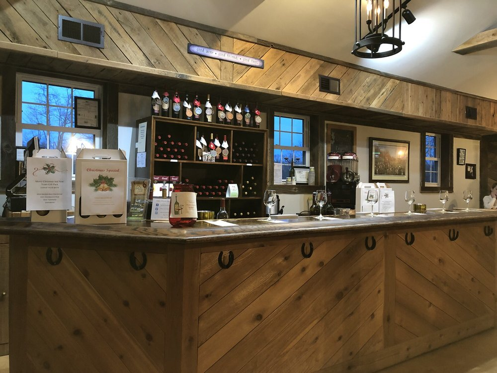 Dry Mill Vineyards and Winery