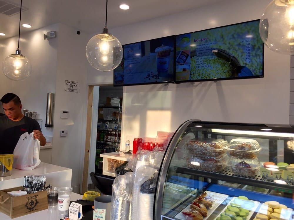 Leaves Cafe Irvine Irvine Ca