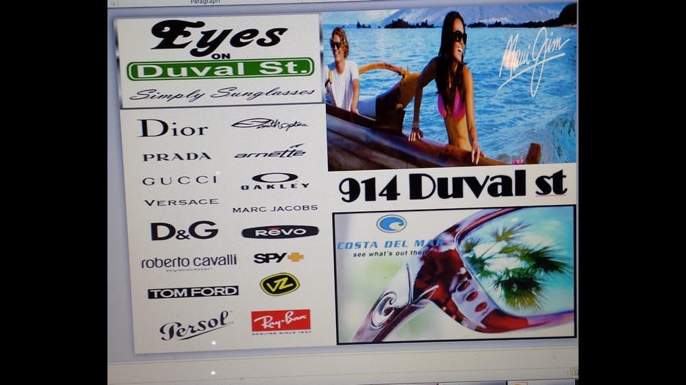 Eyes On Duval: 914 Duval St, Key West, FL