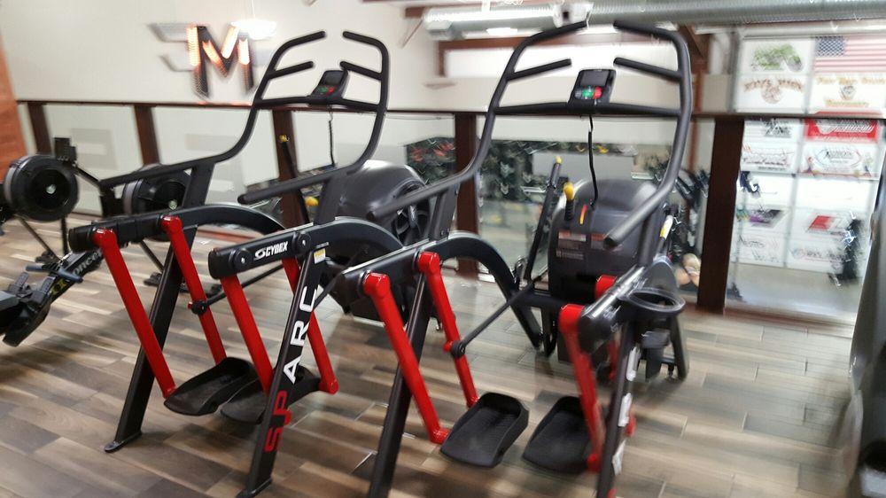 Munsch Fitness: 1104 22nd St, Hays, KS
