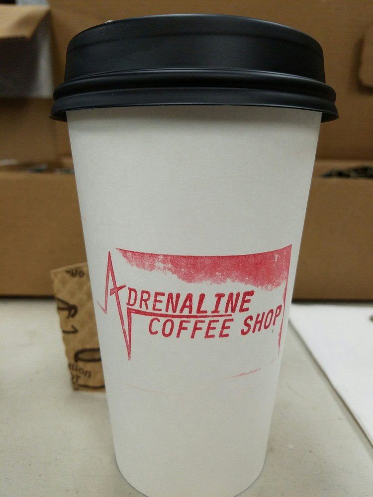 Adrenaline Coffee Shop