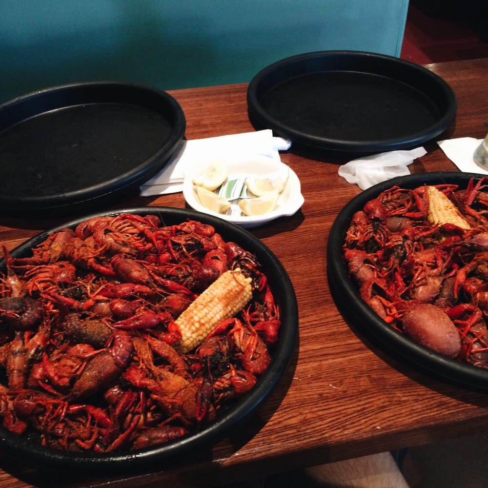 Crawfish season get it with the seasoning yelp for Fish city grill