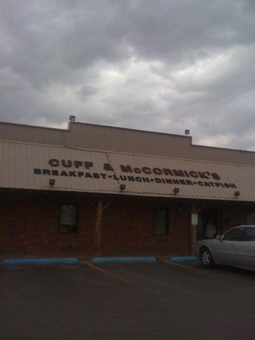 D n R McCormicks Steakhouse: 305 Independence Ave, Kennett, MO