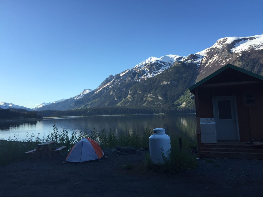 The Gathering Place: 8 Mile Lutak Rd, Haines, AK