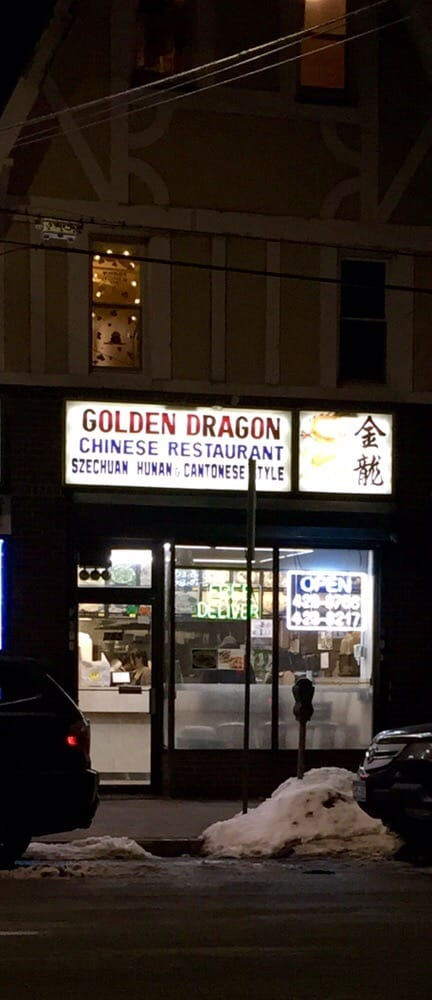 Golden Dragon Restaurant Menu Yonkers Ny