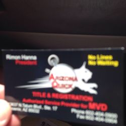 Photo of Arizona Quick Title & Registration - Phoenix, AZ, United States. Wonderful