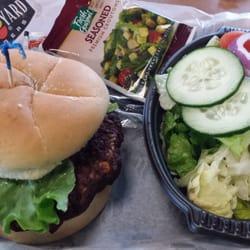 Photo Of Back Yard Burger   Olathe, KS, United States. Veggie Black Bean