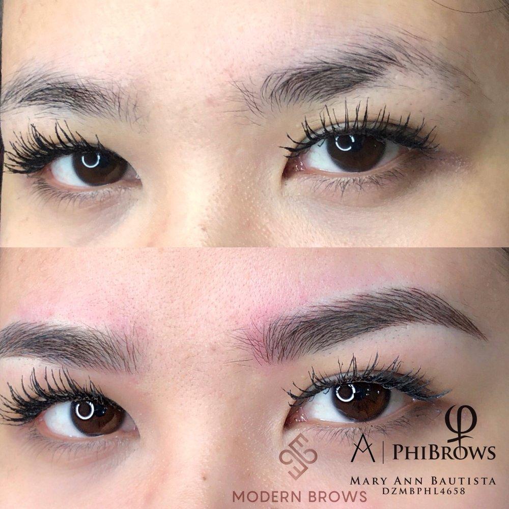 Modern Brows Studio By Mary Ann Bautista 43 Photos Eyebrow