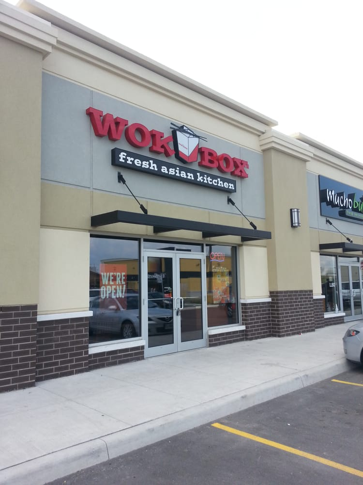 Wok box closed 14 reviews chinese 855 taunton road for Asian cuisine oshawa