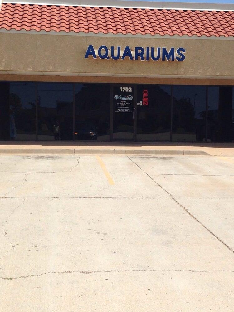 AquariumsTFS: 1702 S Kelly Ave, Edmond, OK