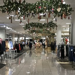 photo of nordstrom natick ma united states christmas decorations 2nd floor