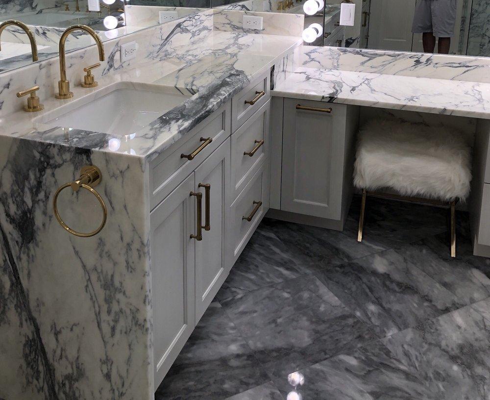 A Plus Marble U0026 Granite Designs   44 Photos   Countertop Installation    4916 Mehurin St, New Orleans, LA   Phone Number   Yelp