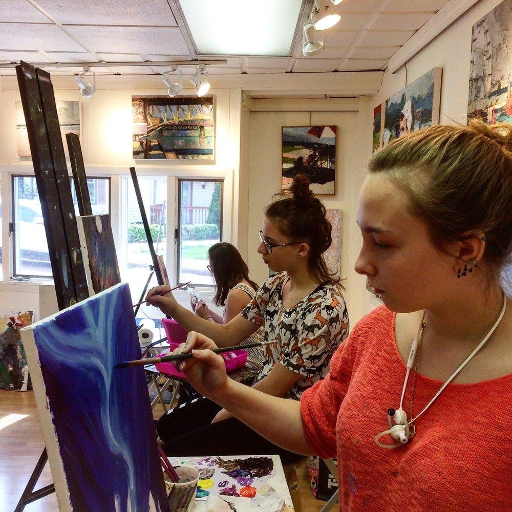Le Poire Fine Art Studio & Gallery