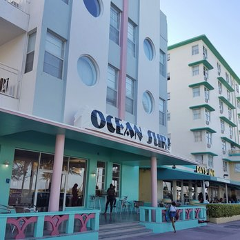 Photo Of Ocean Surf Hotel Miami Beach Fl United States