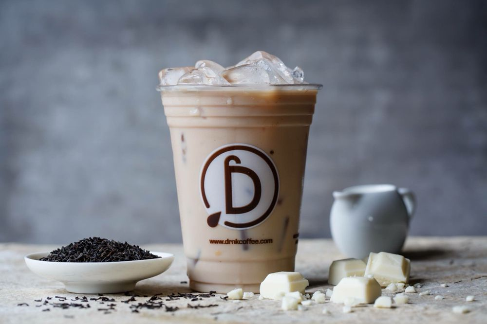 DRNK coffee + tea: 21385 Epicerie, Sterling, VA