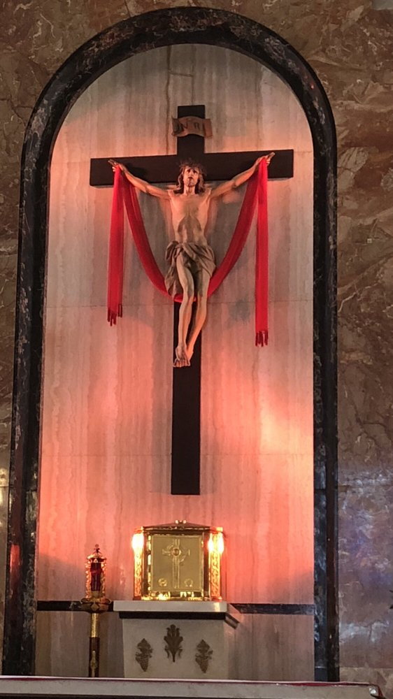 St. Joseph Catholic Church: 550 Glendora Ave, La Puente, CA