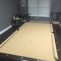 Custom Pool Tables Photos Pool Billiards Ih N - Boessling pool table