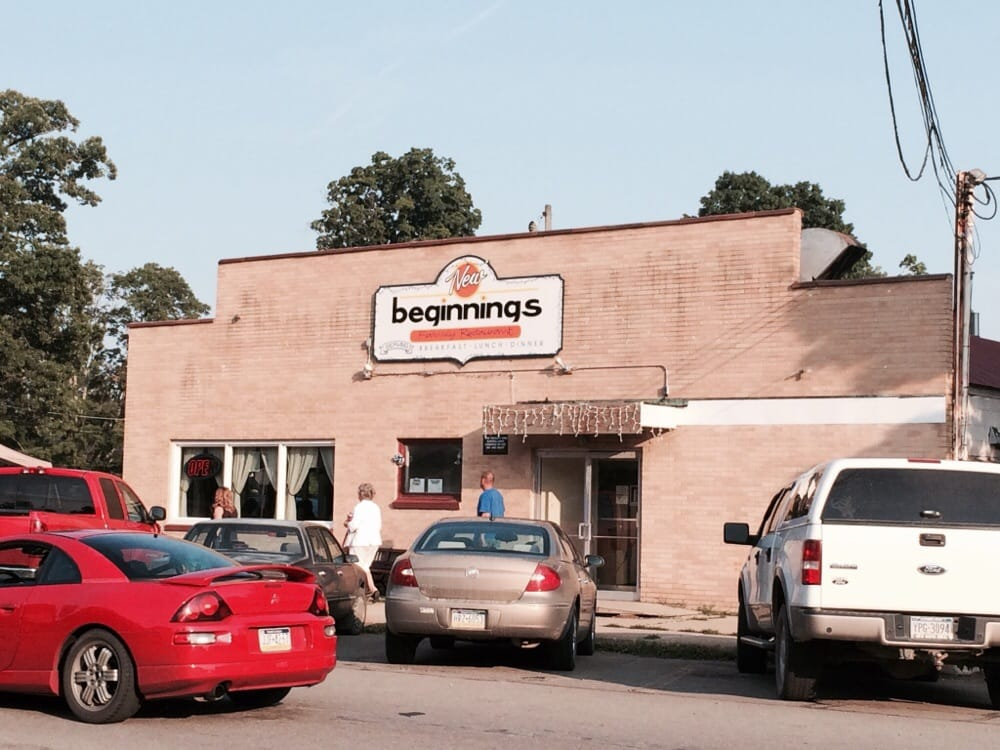 New Beginnings Family Restaurant: 3 Main St, Sugar Grove, PA