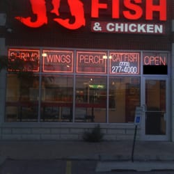 J j fish chicken takeaway fast food 3948 w cermak for J j fish menu