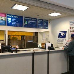 post office near me now open
