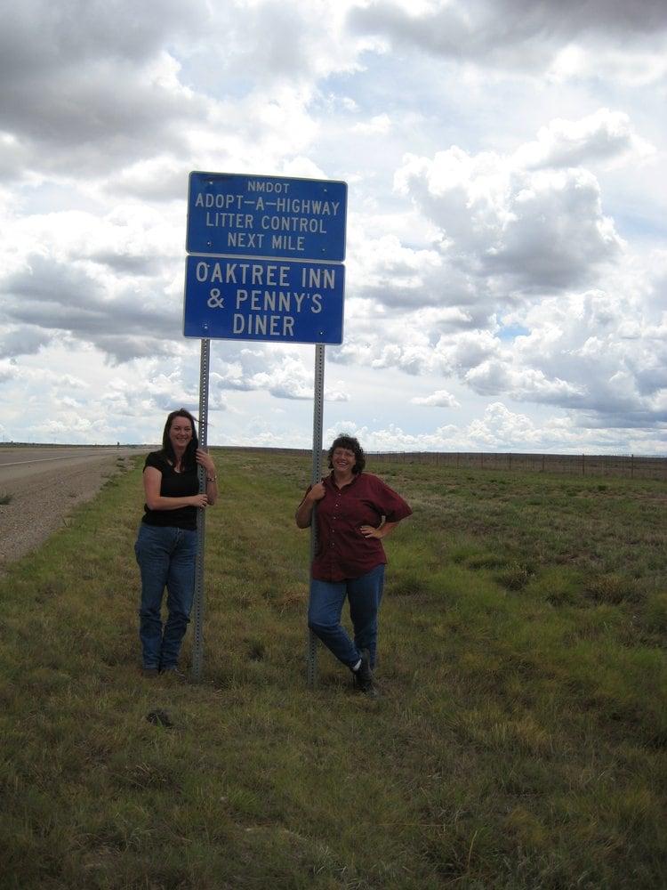 Oak Tree Inn: 1005 Highway 285, Vaughn, NM