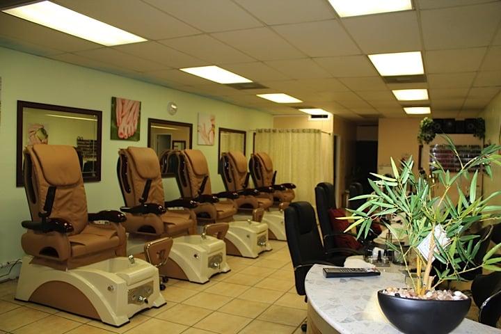 Luxor Nails & Spa - 49 Photos & 70 Reviews - Nail Salons - 5042 N ...