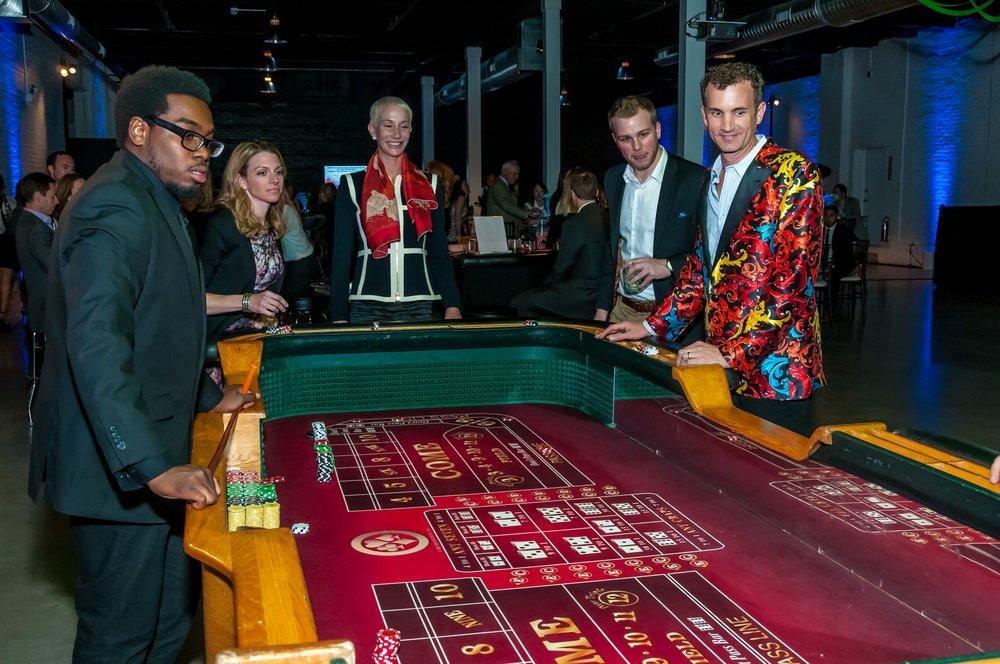 US Poker & Casino Parties