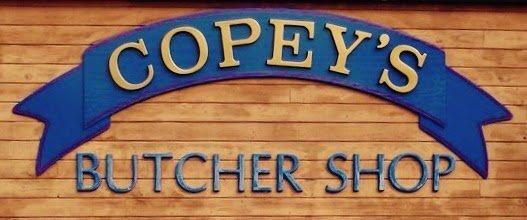 Copey's Butcher Shop: 10988 Gerlaugh Rd, Medway, OH