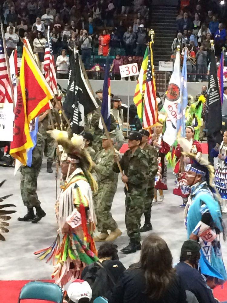 Denver March Pow Wow: 4600 Humboldt St, Denver, CO