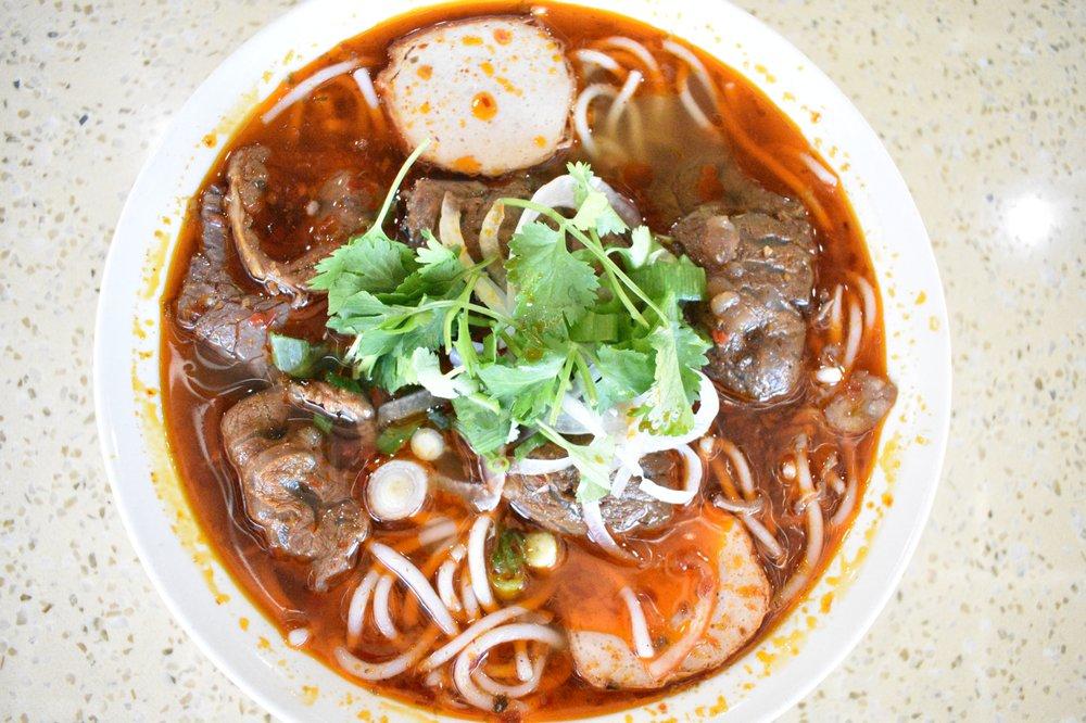 #25. Bun Bo Hue Spicy Beef Noodle Soup - Yelp